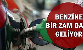 Benzin Fiyatlarına Yeni Zam: İşte Zam Oranı