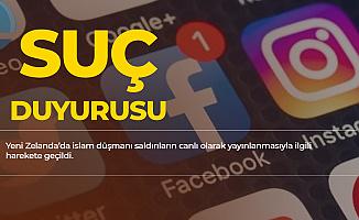 CFCM'den Youtube ve Facebook Hakkında Suç Duyurusu