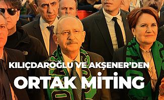 CHP ve İYİ Parti Liderleri Ortak Miting Yaptı! (Hükümete EYT, İşsizlik ve Beka Tepkisi)