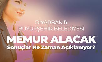Diyarbakır Büyükşehir Belediyesi Memur Alımı Başvuru Sonuçları için Bekleyiş Başladı