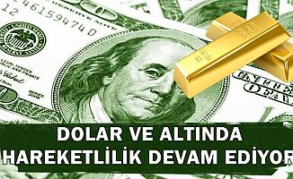 Dolar ve Gram-Çeyrek Altın Güne Yükselişle Başladı-İşte Güncel Döviz Kuru ve Altın Fiyatları
