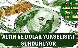 Dolar ve Gram-Çeyrek Altın Yükselişe Geçti (Korkutan Dolar Tahmini)