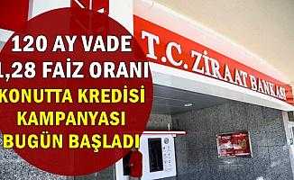 Ev Almak İsteyenler: Konut Kredisi Kampanyası Bugün Başladı-İşte Ziraat Kredi Miktarı