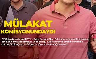 FETÖ'den Tutuklu Okur: FETÖ'cüler Benim Dönemimde Sınav Kazanamadı