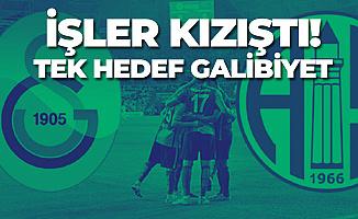 Galatasaray'ın İşi Zorlaşıyor! Cimbom Antalyaspor Maçına Mutlak Galibiyet Parolasıyla Çıkıyor