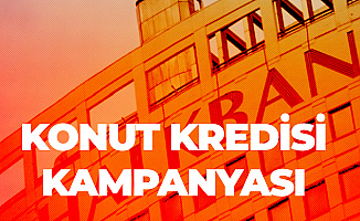 Halkbank'dan 3 Ay Ertelemeli Konut Kredisi Kampanyası