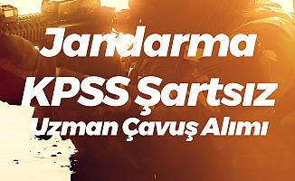 Jandarma KPSS Şartsız Uzman Erbaş Alımı Değerlendirmesiyle İlgili Bilgilendirme