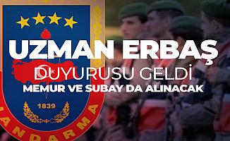 Jandarma Personel Alımı Meselesini Dün Gündeme Getirmiştik! Bugün İlan Geldi! Memur ve Subay Alımı da Bekleniyor