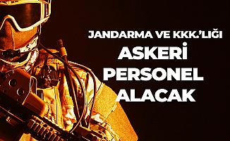 Kara Kuvvetleri Komutanlığı'na Sözleşmeli Er, Jandarma'ya Uzman Erbaş Alımı Yapılacak