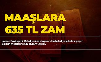 Kocaeli Büyükşehir Belediye Başkan Adayı Büyükakın: Maaşlara 635 TL Artış Yapıldı