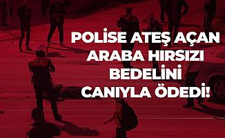 Kocaeli'de Polise Ateş Eden Şahıs Çatışmada Öldürüldü
