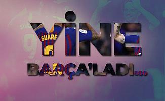 La Liga'da Lider Barcelona Rayo Vallecano'yu 3-1 ile Geçti