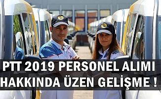 PTT Yeni Personel Alımı İçin Üzen Haber-İşte Başvuru Şartları 2019