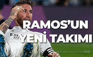 Real Madrid'de Sergio Ramos'un Gitmesine Kesin Gözle Bakılıyor - Ramos'un Yeni Takımı Hakında İddialar Çoğaldı