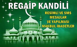 En Güzel Resimli ve SMS Regaib Kandili Mesajları (Yapılacak İbadetler ve Ramazan Başlangıcı)