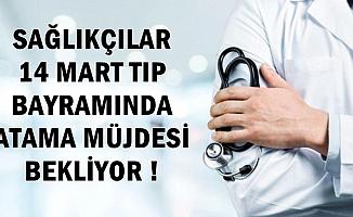 Sağlıkçılar Tıp Bayramı'nda Atama Müjdesi Bekliyor