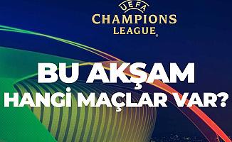 Şampiyonlar Ligi'nde Bu Akşam Porto-Roma, PSG-Manchester United Maçları Oynanacak