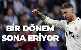 Şampiyonlar Ligi'nde Erken Havlu Atan Real Madrid'de Çarşı Pazar Karıştı! Başkan Perez ile Ramos Kavga Etti
