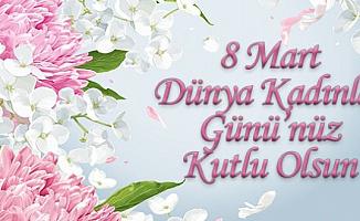 SMS ve Resimli 8 Mart Dünya Kadınlar Günü Mesajları