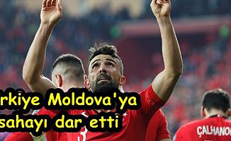 Türkiye Moldova Maç Özeti (Euro 2020 Grup Puan Durumu)