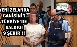 Yeni Zelanda Canisinin Türkiye'de Ziyaret Ettiği 9 Şehir Belli Oldu