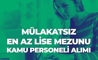 Yozgat Bozok Üniversitesi'ne Mülakatsız En Az Lise Mezunu Sağlık Personeli Alımı Yapılacak - Başvuru Genel ve Özel Şartları