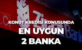 Ziraat Bankası ve Vakıfbank'dan Düşük Faizli Konut Kredisi Kampanyaları
