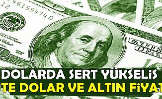 Dolar Güne Sert Yükselişle Başladı-12 Nisan 2019 Döviz Kuru ve Altın Fiyatları