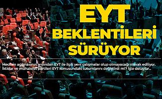 Emeklilikte Yaşa Takılanlar (EYT) Meclisin Açılmasını Bekliyor