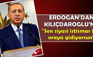 Erdoğan'dan Kılıçdaroğlu'na Saldırı İle İlgili Flaş Açıklama