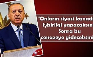 Erdoğan'dan Kılıçdaroğlu'na Saldırı ile İlgili Yeni Açıklama