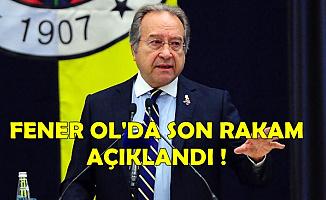 Fener Ol Kampanyasında Ne Kadar Para Toplandı? Fenerbahçe'den Son Dakika Açıklaması Geldi