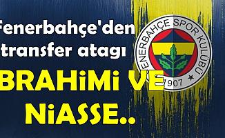 Fenerbahçe'den Brahimi ve Niasse Atağı-İşte En Güzel Golleri