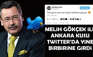 Gökçek ile Ankara Kuşu Twitter'da Yine Birbirine Girdi