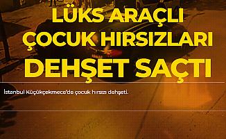 İstanbul'da Dehşet! Lüks Araçla Çocuk Kaçırmaya Çalıştılar