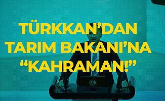 İYİ Partili Lütfü Türkkan'dan Bakan Pakdemirli'ye : Kahraman...