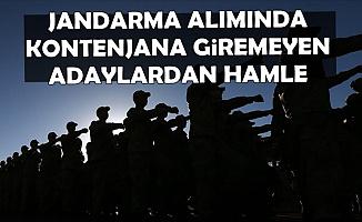 2019-1 Jandarma Uzman Erbaş Alımı Sonuçlarında Kontenjana Giremeyenlerden Yoğun Başvuru