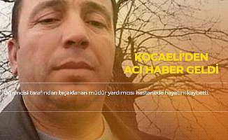 Kocaeli Gebze'de Dehşet! Okul Müdür Yardımcısı Hayatını Kaybetti