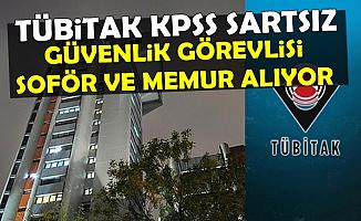 KPSS'siz Güvenlik Görevlisi, Şoför ve Büro Memuru Alımı Başvuru Ekranı Açıldı