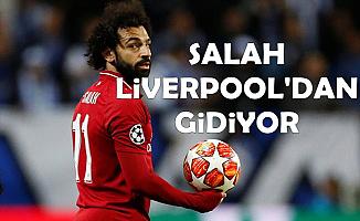 Muhammed Salah Liverpool'dan Gidiyor-İşte Transferde Son Durum