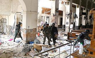 Sri Lanka'da 7. Patlama: Ölü Sayısı 160'tan Fazla (Sri Lanka Nerede , Dini Nedir?)