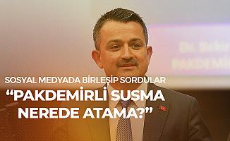 Tarım ve Orman Bakanlığı Personel Alımı Bekleyenler Sosyal Medyada Birleşti: 'Pakdemirli Susma, Nerede Atama?'