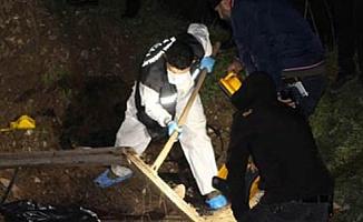 Tokat Erbaa'da Feci Manzara: Yakılmış İnan Kemikleri Bulundu