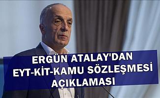 Türk İş'ten EYT, KİT ve Kamu Sözleşmesi Açıklaması