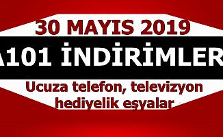 30 Mayıs 2019 A101 İndirimli Ürünler Aktüel Kataloğu