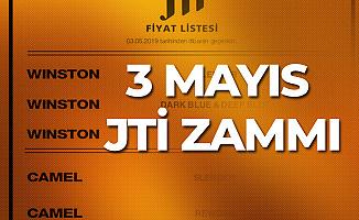 3 Mayıs Sigara Zammı! JTİ Sigara Zamlı Fiyatı (Winston, Camel, Monte Carlo-LD-Kent-Viceroy-Rothmans)
