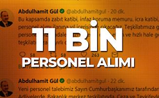 Adalet Bakanlığı Personel Alımı Çoğunluğunun İnfaz Koruma Memuru ve Zabıt Katibi Olması Bekleniyor