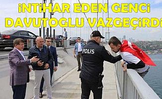 Ahmet Davutoğlu'nun Önlediği İntihar Girişimi Kurgu mu?