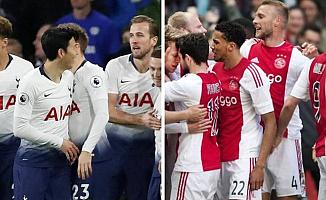 Ajax'a Büyük Şok: Tottenham Son Dakikada Turu Atladı