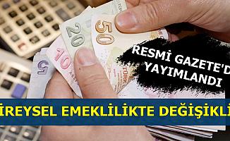 BES'te Değişiklik Yapıldı: Borsa İstanbul'a Kaynak